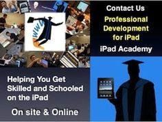 Pad Academy will help you master the Apple iPad. Get valuable iPad tips and tutorials. Find easy-to-follow instructions for making the most of the iPad, apps and accessories. Learn how to turn your iPad into a practical and purposeful tool. iPad Academy, helping you get schooled and skilled o