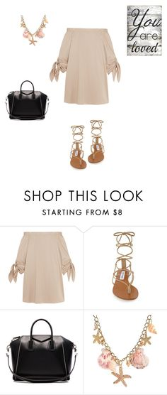 """You are loved"" by francy78 on Polyvore featuring moda, TIBI, Steve Madden, Givenchy e Pier 1 Imports"