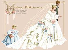 Gallery.ru / Фото #1 - Boda 6 - cnekane Wedding Cross Stitch Patterns, Cross Stitch Kits, Embroidery Needles, Color Lines, Different Light, Wedding Cards, Wall Art Decor, Cotton Canvas, Needlework