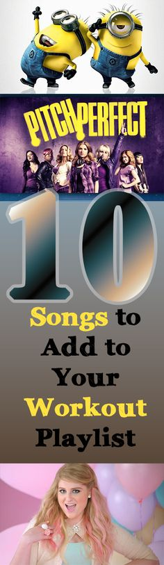 10 Songs to Add to Your Workout Playlist