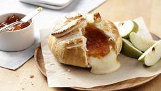 Wewalka Baked Brie en Croute: This crowd favorite is so simple but always impresses. http://wewalka.us/recipes/baked-brie-en-croute