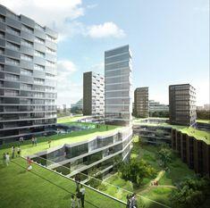 Gallery of 'Nine Dragon' Housing Complex / YKH_LAB - 23