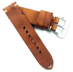 thick in 24 and using Vintage Italian Ammo Pouch leather You will not find an Ammo Pouch strap as soft as this.His family made the original stra. Panerai Straps, Vintage Italian, Leather Pouch, Custom Made, Florence, Military, Italy, Touch, Handmade