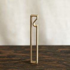 Muhs Home - Frame Brass Bottle Opener