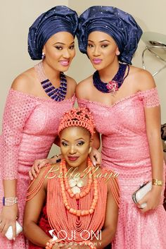 Aloaye & Tunde Yoruba Wedding in Lagos, Nigeria - BellaNaija 2015008