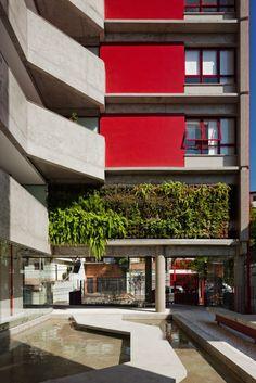 Edificio habitacional Rua Simpatía - São Paulo, Brasil / Grupo SP