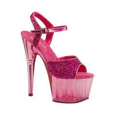 Pleaser Detachable Ankle Straps for Stripper Heels 1 Pair L//XL Fits UK 8-13