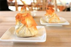 Baked Brie with phyllo