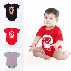 >> Click to Buy << Cotton Baby Boys Girls creepers Cute Infant Clothes Cotton Newborn Baby Rompers Baby Coveralls Spring Clothing Set RA5-13H  #Affiliate