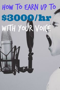 work home business hours image. How To Earn Up $3000 An Hour With Your Voice Work Home Business Hours Image