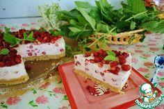 Творожный торт - кулинарный рецепт