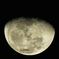 @bu_khalid2030 تصويري للقمر في سماء أبوظبي  #القمر #فضاء #فلك #كواكب #نجوم #كانون #ناسا #بوخالد #الامارات #ابوظبي #شبكة_أجواء  #space #moon #earth #uae #abudhabi #taken_by_me #canon #canon_photos #stars #astrogroup