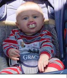 What a great pacifier!  repinned by southbaydentalsolutions.com