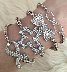 P.S. I Love You More Boutique | Just Believe Bracelet Set | www.psiloveyoumoreboutique.com