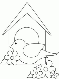 Bird Coloring Pages Design Bird Coloring Pages
