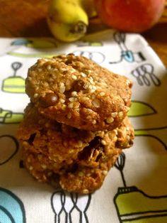 the preppy paleo: Paleo Breakfast Cookies