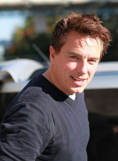 John Barrowman Photos - British actor and 'Torchwood' star, John Barrowman, arrives in sunny Vancouver, Canada on October 9th, 2012 to join the cast of CW's new superhero drama 'Arrow' in a recurring role. - John Barrowman Arrives In Vancouver John Barrowman, Torchwood, British Actors, Doctor Who, Vancouver, Bbc, Drama, It Cast, Superhero