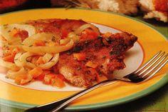 Receta de Conejo al hinojo en http://www.recetasbuenas.com/conejo-al-hinojo/ Aprende a preparar una deliciosa receta de conejo al hinojo, un plato fcil y sencillo muy sano e ideal para dietas y para disfrutar en familia.  #recetas #Carne #carne