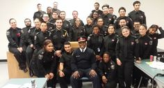 Meeting the Chief: Police foundations students hear from Mark Saunders Centennial College, Police, Foundation, Student, Blog, Blogging, Foundation Series, Law Enforcement