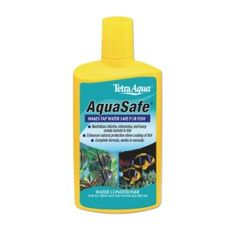 Tetra AquaSafe Plus  16.90 fl oz - ON SALE! http://www.saltwaterfish.com/product-tetra-aquasafe-plus-1690-fl-oz