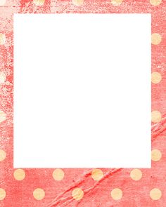Polaroid Frame Transparent Background  Google Search  Frames