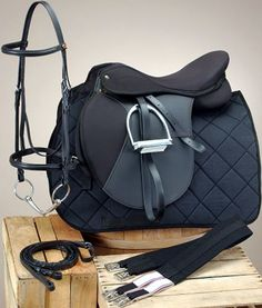 EquiRoyal Pro Am All-Purpose Saddle Package | ChickSaddlery.com