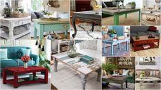 Βάψιμο - Τεχνικές Παλαίωσης σε Τραπεζάκια Σαλονιού Corner Desk, Furniture, Home Decor, Corner Table, Decoration Home, Room Decor, Home Furnishings, Home Interior Design, Home Decoration