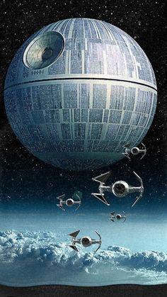 Death Star ...