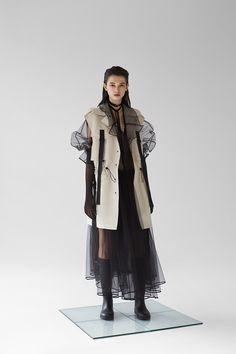 No Sooner Said Than Done — Georgette Magazine China Fashion, Fashion 2017, Fashion Art, Editorial Fashion, Runway Fashion, Fashion Show, Fashion Dresses, Fashion Clothes, Womens Fashion