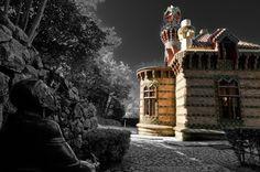 EL capricho y el genio...  #gaudi #comillas #turismocantabria #cantabria #elcapricho #arquitectura