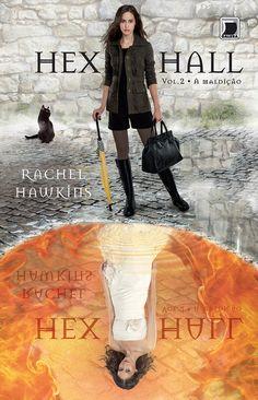 Resenha de Hex hall, volume 2 A Maldição (Hex Hall Series). Rachel Hawkins e Galera Record (Grupo Editorial Record): http://www.leitoraviciada.com/2013/05/a-maldicao-hex-hall-volume-2-rachel.html