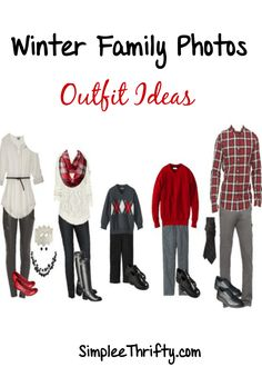 Winter Family Photos Outfit Ideas Are you planning a family photo session this winter? Here are some Winter Family Photo Outfit Ideas for you! Sometimes I think this is the hardest part of planning for family photos, picking out the clothes! Winter Family Pictures, Christmas Pictures Outfits, Winter Photos, Family Pics, Christmas Photos, Holiday Pictures, Xmas Pics, Family Family, Holiday Ideas