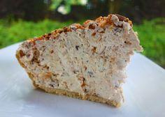 Butterfinger Pie {No Bake} | Plain Chicken
