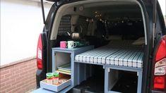 Our self build Camper Car :)