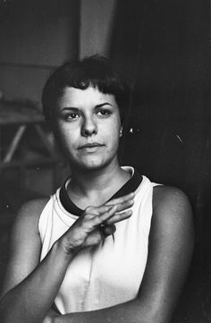 "Elis Regina (1945 - 1982) ""is considered the largest Brazilian singer of all time. As in the lyrics of one of his most famous recordings, 'Maria Maria,' she knew how to combine strength, race, morning and grace to sing the pain and joy."" via Gaucho Almanac"