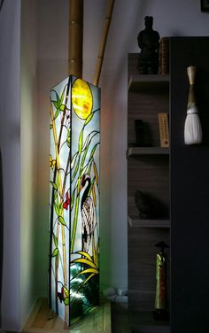 1m24 high lamp