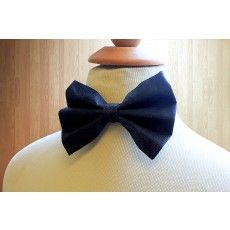 Black Fan Bow - Accessories for boys   http://www.brownbows.com/accessories
