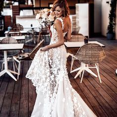 Bringing your mermaid dreams to life Galia Lahav, Lace Wedding, Wedding Dresses, Mermaid, Dreams, Bridal, Life, Fashion, Bride Dresses