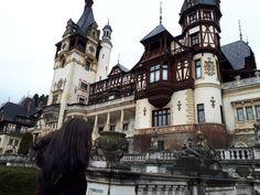 Beautiful Romania! #castle #peles