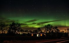 Northern lights over the UK: your photos