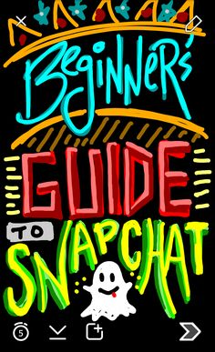 The Beginner's Guide to Snapchat - If you want to join the Snapchat craze and learn the basics, check out our step-by-step guide. #socialmedia #socialnetworking