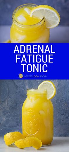 Singing Canary - with More Benefits! | Adrenal Cocktail - Whole New Mom