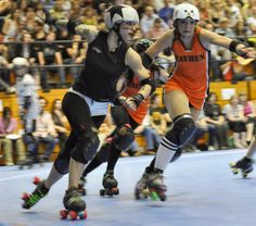 Skater Profile: Suzy Hotrod of the Queens of Pain | Gotham Girls Roller Derby