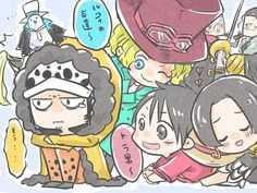 Nasuzu on – One Piece One Piece Manga, One Piece Comic, One Piece Fanart, One Piece Dress, One Piece Tattoos, Pieces Tattoo, Luffy And Hancock, Sir Crocodile, Ace Sabo Luffy