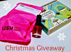Becana: Christmas Giveaway A Christmas giveaway up on the blog now! Closes 31st December 2014 - UK only! Good luck ☺️