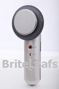 BriteLeafs Ultrasonic Massager - 3-in-1 Ultrasonic Infrared massager Pain Therapy System $94.99