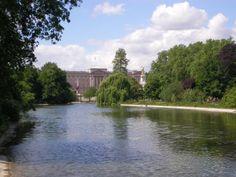 St James Park Londres