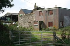 derelict cornwall - Google Search Cornwall, Cabin, Google Search, House Styles, Home Decor, Decoration Home, Room Decor, Cabins, Cottage