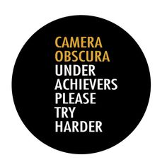 Camera Obscura Badg #ElefantRecords