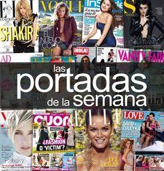 Las #portadas de la semana #Revistas Art Pop, Cool, Movies, Movie Posters, Magazine Covers, Pop Art, Films, Film Poster, Cinema